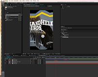 UX -folding mobile interaction design exploration
