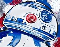 BB-8 (R2-D2)