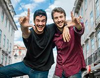 PORTRAIT: Mateus Solano & Miguel Thiré