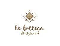 La Bottega Di Tiziana - Brand Identity