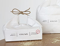 Branding & Packaging - KINUWA (2016)