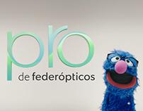 """Progresivos PRO de Federópticos. Coco """"Cerca y Lejos"""""""