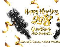 Flyer New Year (Quantum)
