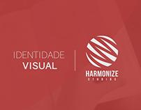 Identidade Visual - HARMONIZE STUDIOS