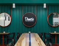 DINNER'S canteen Leonardo
