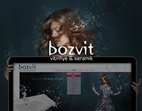 WEB DESIGN - BOZVİT