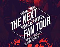 NEXT: Fan City Tour