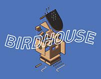 Tony Hawk's Skate Jam - Bird House