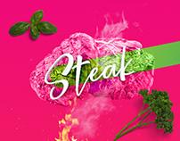 Steak Social Media