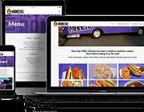 Food Truck & Web Design