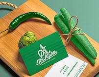 MrAlpha | Restaurant Branding