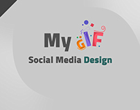 My GIF Social Media Design