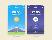 Glicko Clock Alarm (Concept)