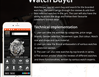 Watch Buyer E commerce : Case Study