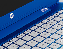 3D of Product • MaxCases l Max Extreme Shell for HP