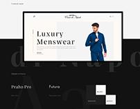 Cesare di Napoli - italian clothing website