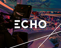 ECHO News Channel website design with CMS