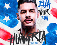 HUNGRIA I TOUR EUA