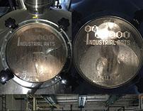 Industrial Arts Brewing Company logo