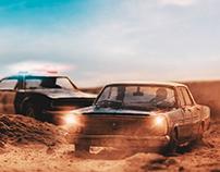 Ford Galaxie // Fotografia