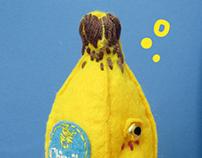 The Banana Octopus
