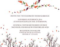 Graham & Meuser Wedding