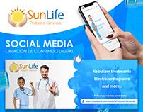 SOCIAL MEDIA - Sunlife Pediatric