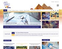 ACI - Web design