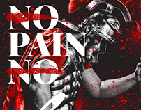 No pain, no glory