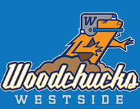 Westside Woodchucks Team Identity