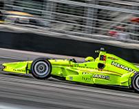 2016 IndyCar Indianapolis Grand Prix Practice 3