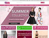 Deshi Trends - Magento multi vendor marketplace