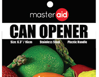 Masteraid Branding and Packaging Design