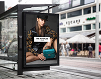 Emily Bag new concept @ the kooples (personal project)