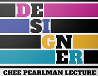 Chee Pearlman Lecture