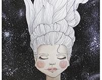 Ilustrações em Aquarela 2016