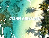 John Gibbons - Sweat (A La La La Long) | Lyric Video