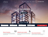 Ellington Properties Microsite