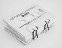 / Encuadernación Japonesa / Cassettes