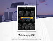Mobile app iOS | Autotransporte 2000