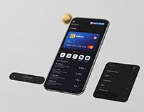 HDFC Bank - App Redesign - UI Concept