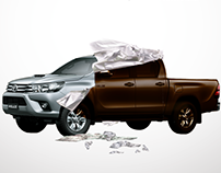 Toyota Mozambique - Easter Ad