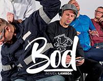 BOD - INDIVIDU LAMBDA (COVER)