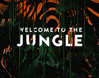 Welcome to the Jungle { Branding