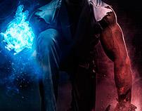 Ryu Fan Art - Personal Work