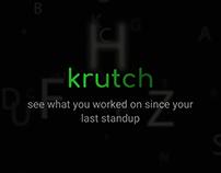 krutch iOS App