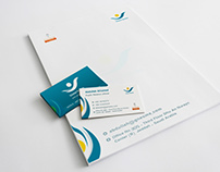 business card , letterhead