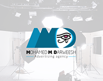 MMD advertising agency logo