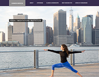 Yoga Website [Wordpress]