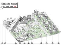 BID Urban Lab, International Competition, Panamá.